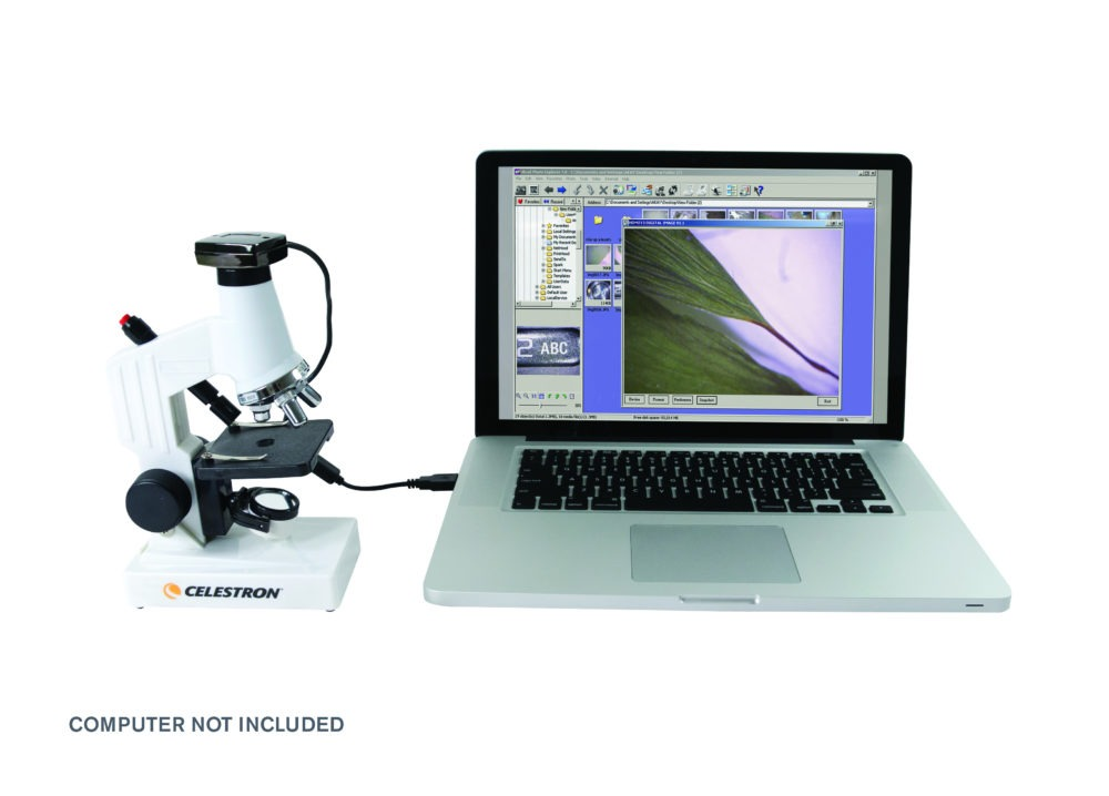 Digital Microscope Kit 2 Celestron