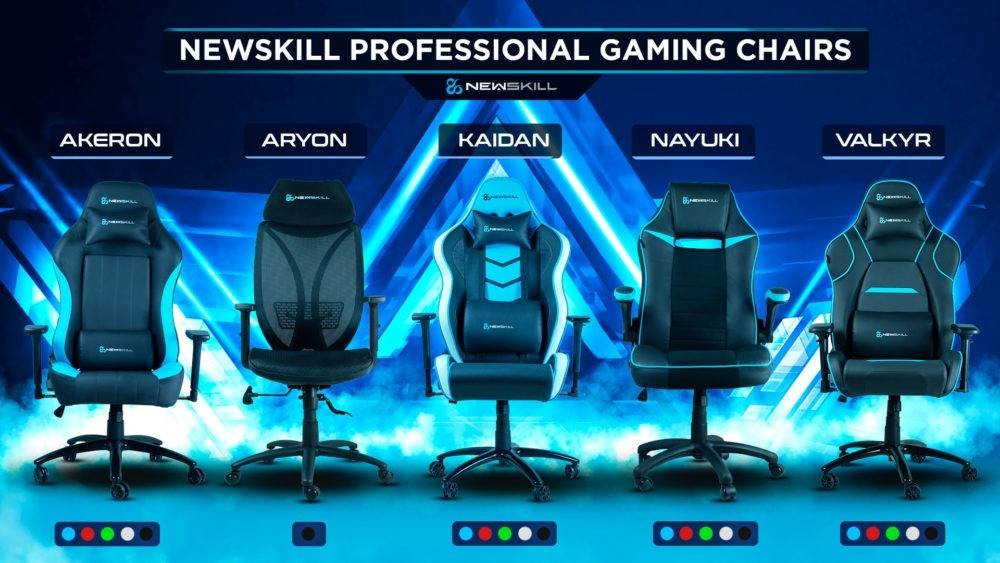 Sillas Gaming Newskill
