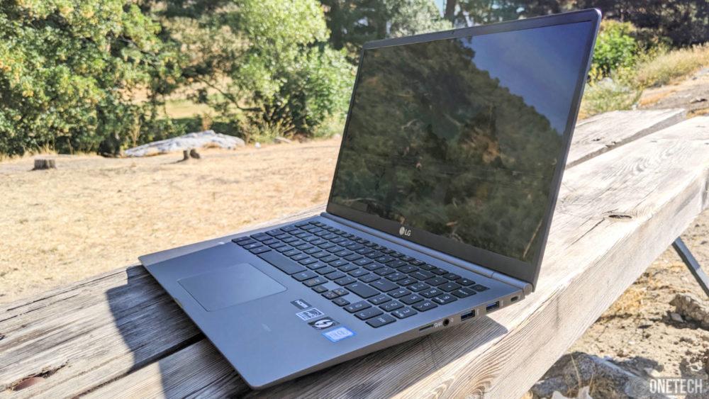 LG Gram (15Z990), analizamos este portátil ligero y extrafino 6