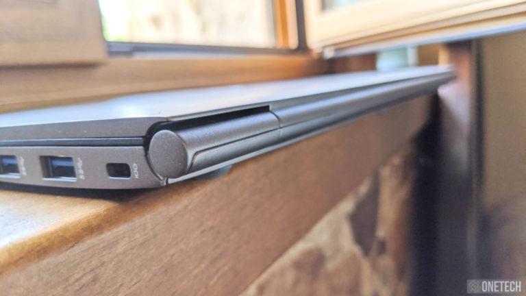 LG Gram (15Z990), analizamos este portátil ligero y extrafino 10