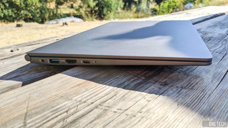LG Gram (15Z990), analizamos este portátil ligero y extrafino 14