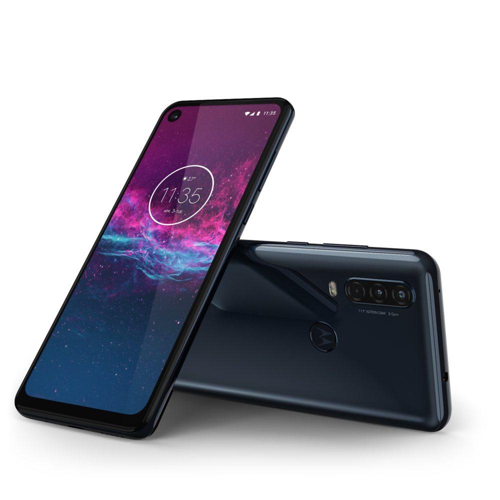 Motorola One Action el móvil que quiere ser una cámara de acción 5
