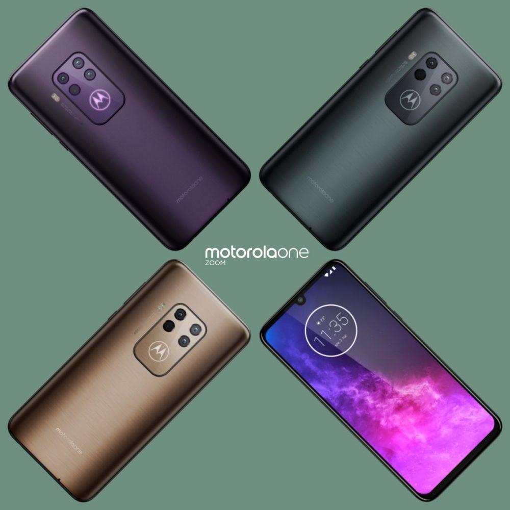 Motorola One Zoom, cuatro cámaras traseras que ya podemos ver filtradas 3