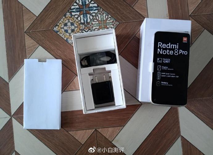 El Redmi Note 8 muestra su cámara de 64M