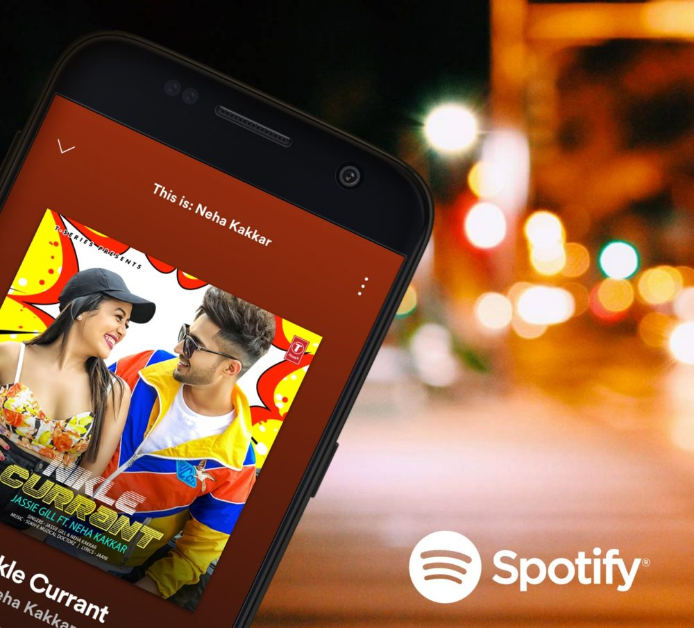 Esto ha sido lo más escuchado en Spotify en el 2019 1