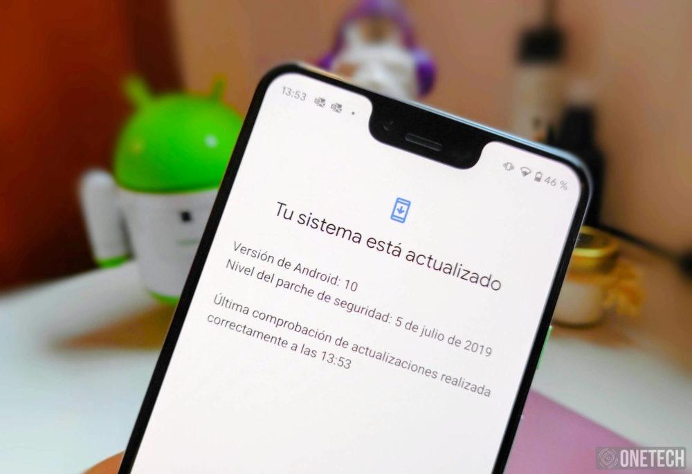 Actualización Android - parche de seguridad de Agosto