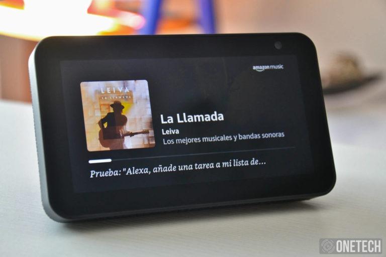 Amazon Echo Show 5, análisis tras un par de semanas de uso 2