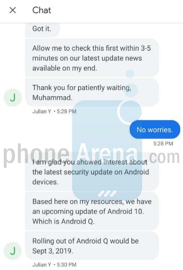 Android 10 ya tiene fecha de salida y está más cerca de lo que piensas 2