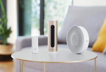 Netatmo presenta su nuevo Sistema de Alarma con Vídeo Inteligente 2
