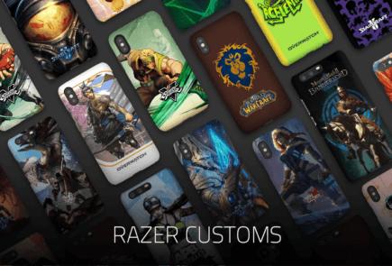 Razer saca su linea de carcasas gamers para móviles 8