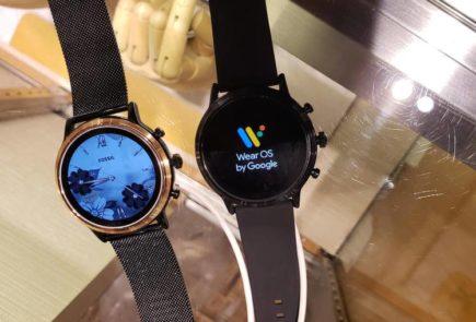 El nuevo smartwatch de Fossil con Wear OS y 1 GB de RAM, se filtra 8