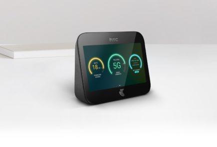 HTC presenta el primer Smart Hub 5G para el hogar 1