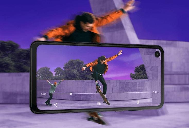 Motorola One Action el móvil que quiere ser una cámara de acción 1