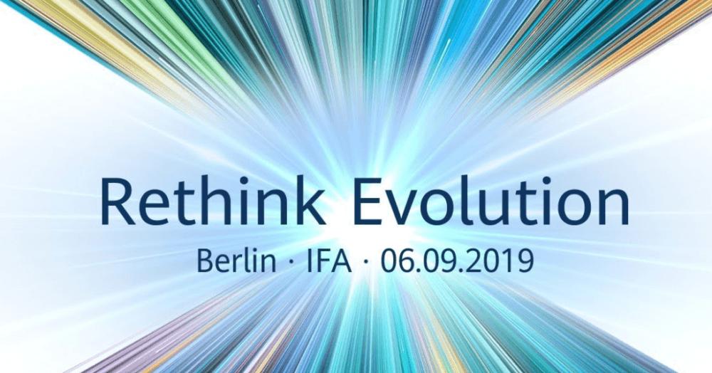 Huawei en IFA 2019. Sigue en directo su presentación 1