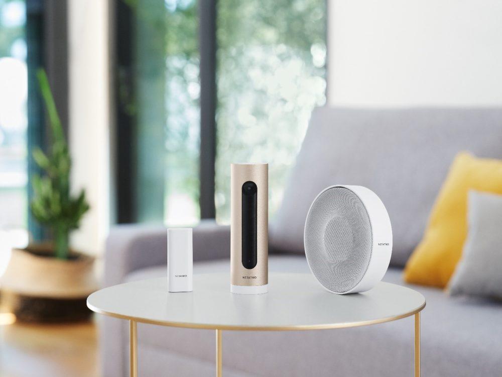 Netatmo presenta su nuevo Sistema de Alarma con Vídeo Inteligente 1