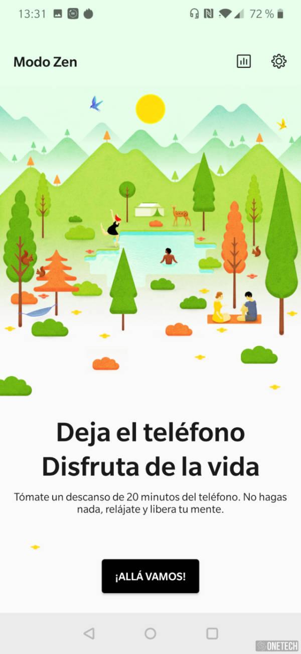 OnePlus publica el Modo Zen en la Google Play Store 5