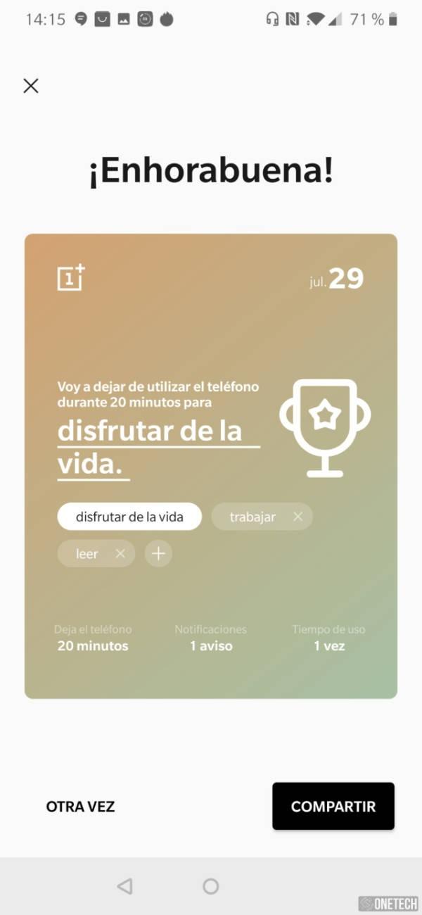 OnePlus publica el Modo Zen en la Google Play Store 1