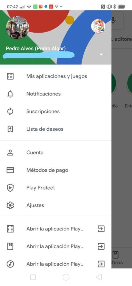 La Play Store recibe el diseño Material Theme de Android 3