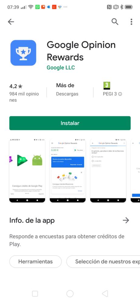 La Play Store recibe el diseño Material Theme de Android 5