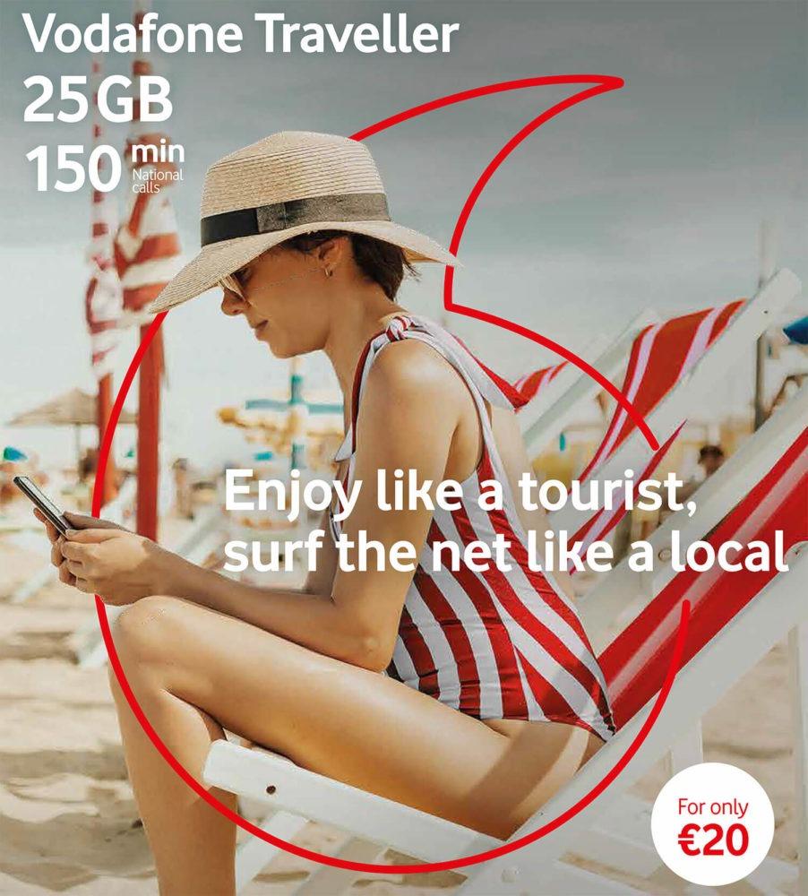 Vodafone Traveller