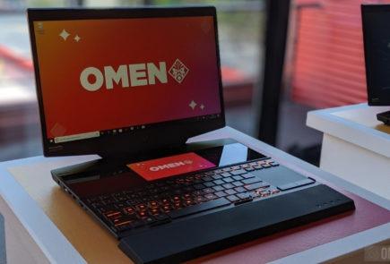 HP nos muestra sus nuevos dispositivos Omen para gamers 2