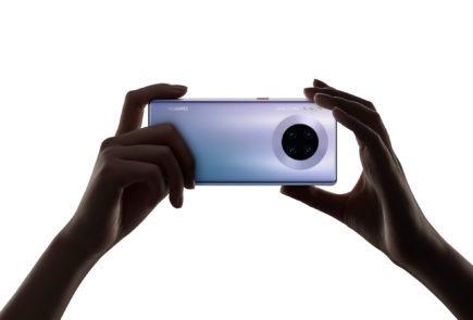 El Huawei Mate 30 Pro sale hoy a la venta en España 1