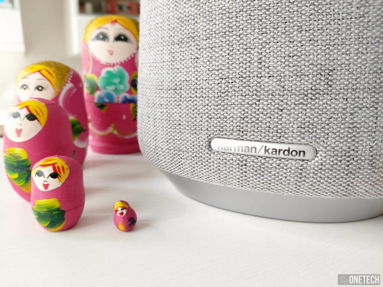 Harman Kardon Citation 100, analizamos este altavoz inteligente de poderosos bajos 3