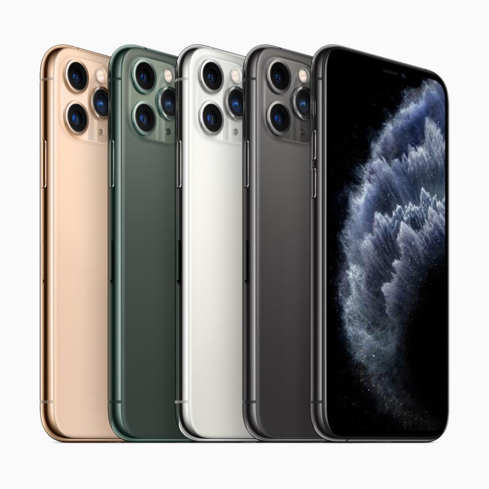 En el 2020 podríamos tener cinco nuevos iPhone, más de uno con 5G 1