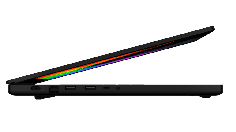 El Razer Blade Pro 17 ahora con pantalla 4K a 120 Hz 2