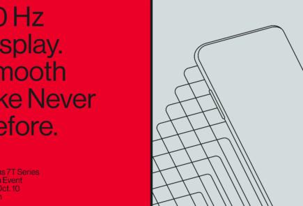 El OnePlus 7T será presentado el próximo 10 de octubre, aunque lo veremos antes en India 2