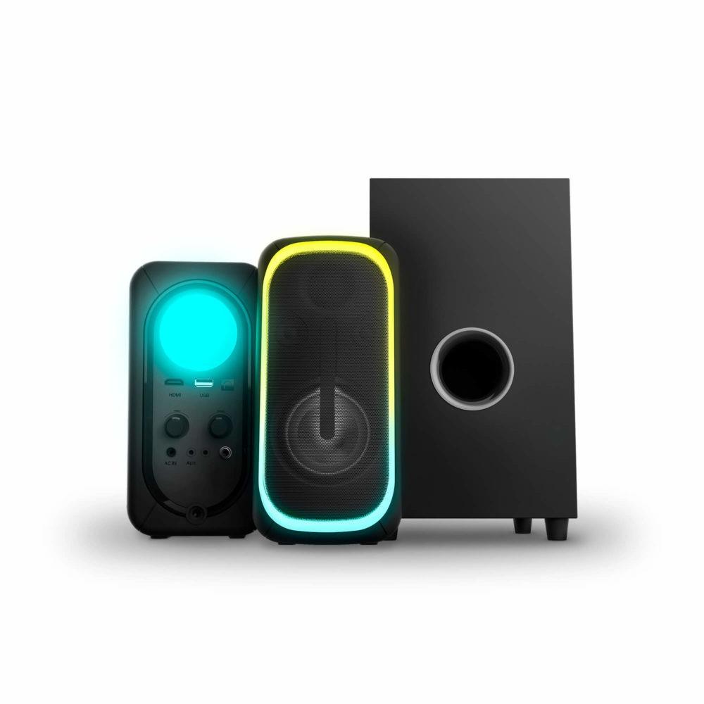 """Energy Sistem lanza dos nuevos altavoces """"gaming"""" 2"""