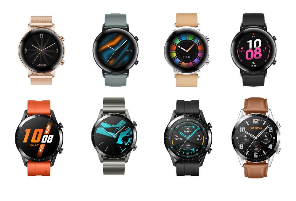 Huawei Watch GT 2, dos semanas de duración y pantalla 3D 3