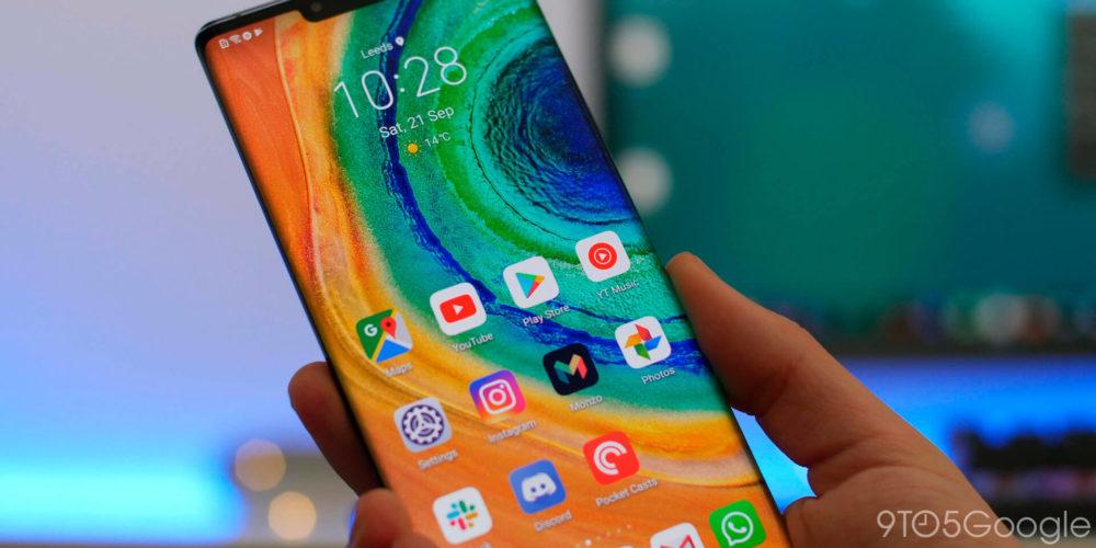 Cómo instalar las apps de Google en los Huawei Mate 30 1