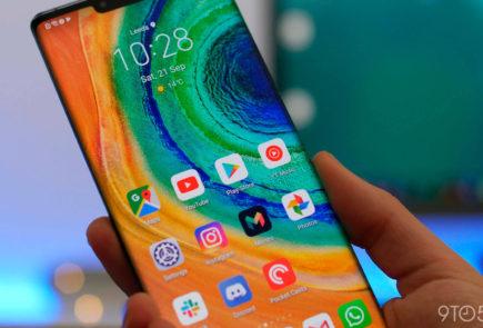 Instalar las apps de Google en el Huawei Mate 30 ya no es posible 1