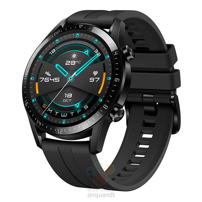 El Huawei Watch GT 2 se filtra, en imágenes y especificaciones 7