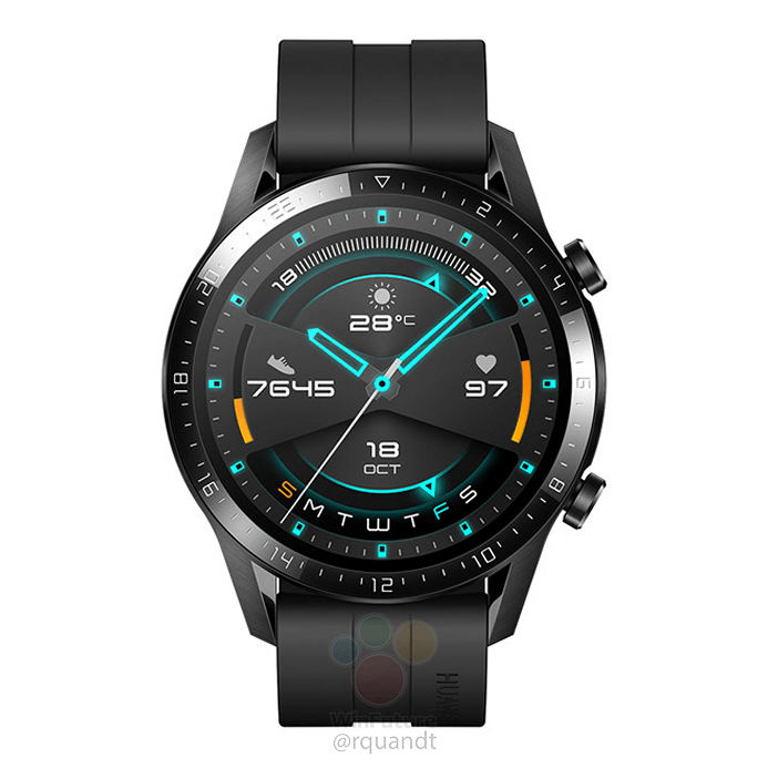 El Huawei Watch GT 2 se filtra, en imágenes y especificaciones 6