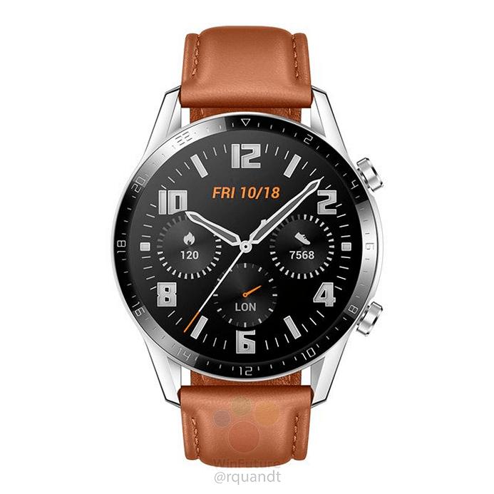 El Huawei Watch GT 2 se filtra, en imágenes y especificaciones 3