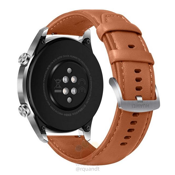 El Huawei Watch GT 2 se filtra, en imágenes y especificaciones 2