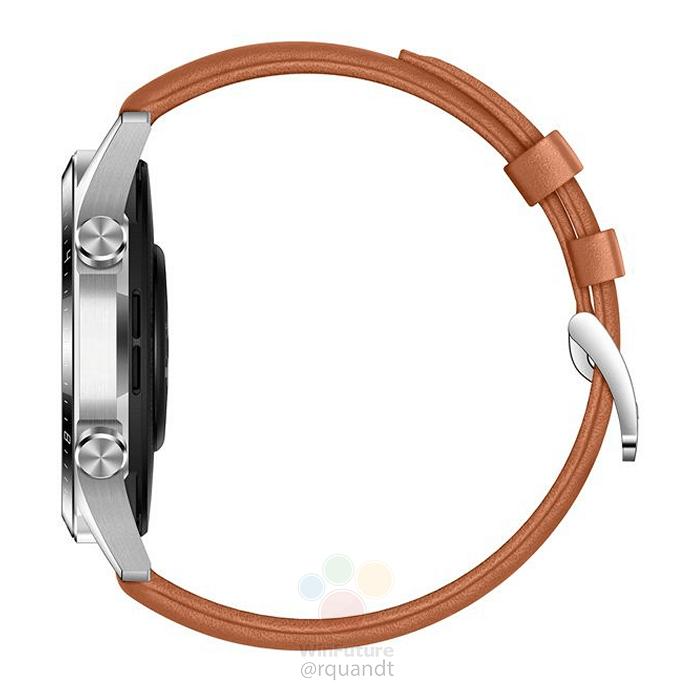 El Huawei Watch GT 2 se filtra, en imágenes y especificaciones 1