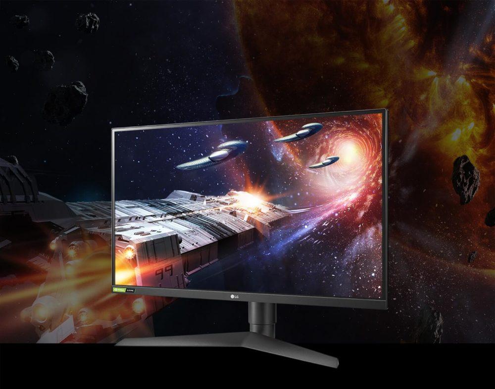 LG lanza monitores gaming a 240 Hz con paneles de 1m/s 2