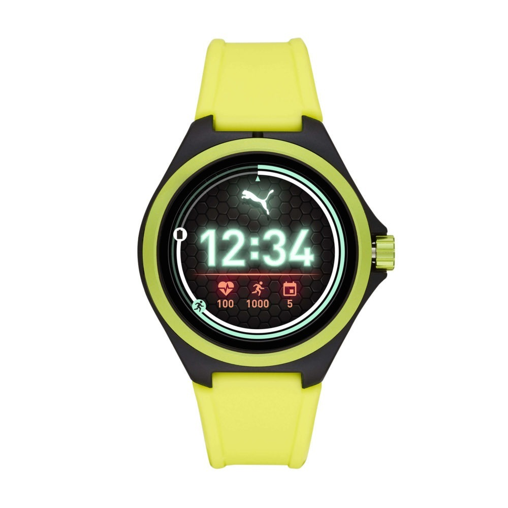 Puma lanza su primer Smartwatch con WearOS