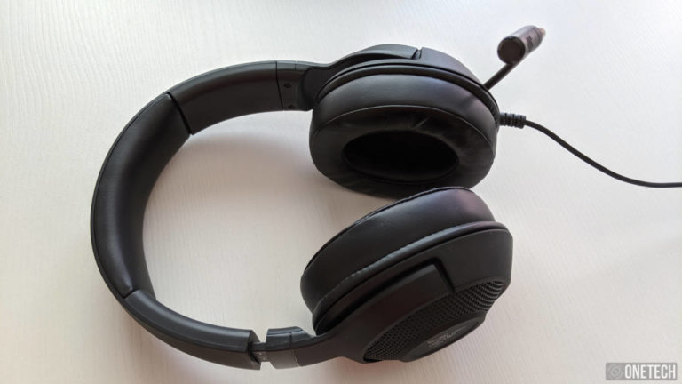 Razer Kraken X análisis: gamer y sonido envolvente por menos de 60€ 5