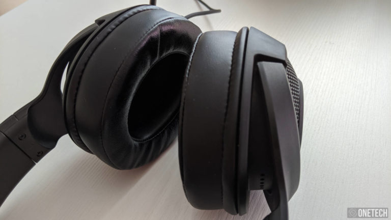 Razer Kraken X análisis: gamer y sonido envolvente por menos de 60€ 3