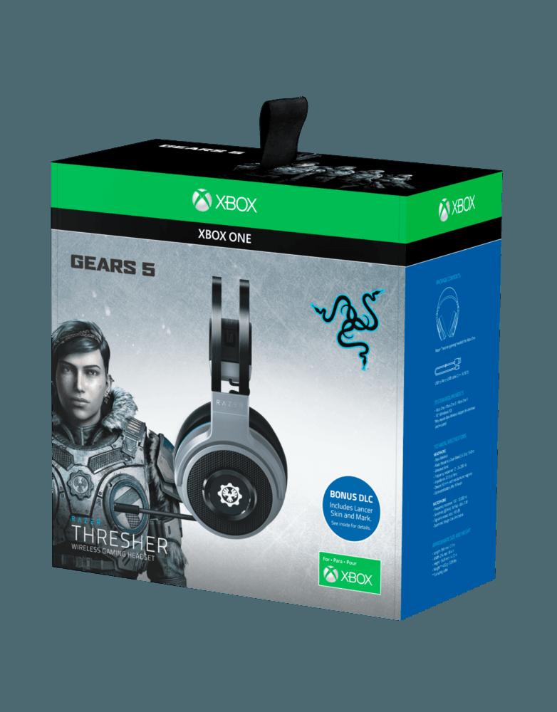 Razer lanza una edición especial Gears 5 de sus periféricos 2