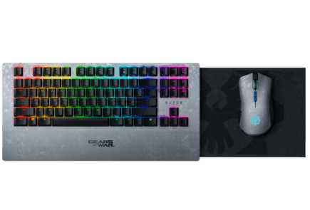 Razer lanza una edición especial Gears 5 de sus periféricos 7