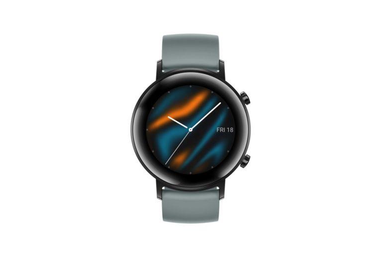 Huawei Watch GT 2, dos semanas de duración y pantalla 3D 9