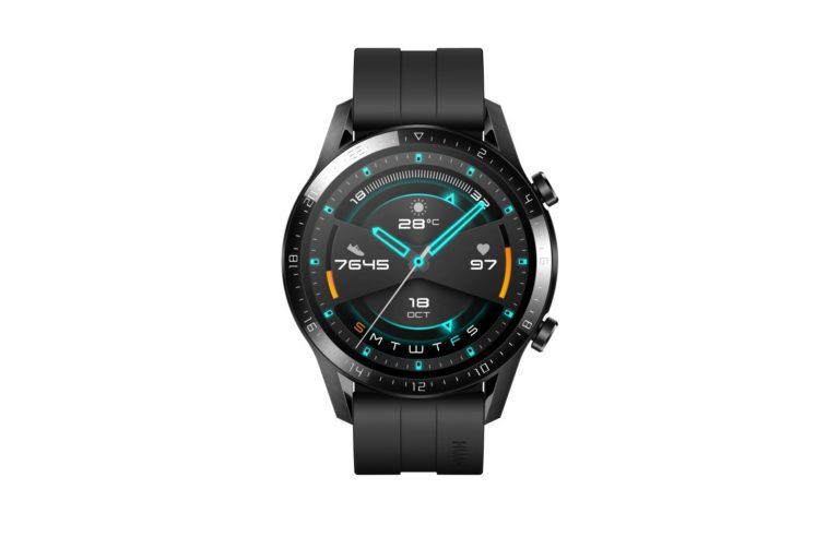 Huawei Watch GT 2, dos semanas de duración y pantalla 3D 7