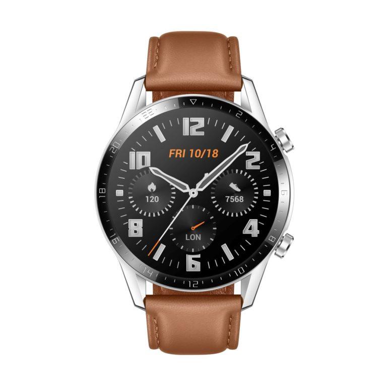 Huawei Watch GT 2, dos semanas de duración y pantalla 3D 6