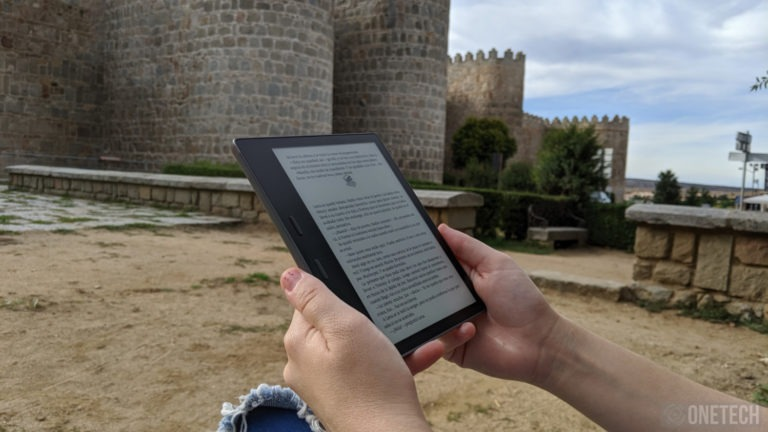 "Kindle Oasis, analizamos ""el mejor Kindle de Amazon"" 11"