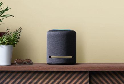 Amazon lanza nuevos dispositivos Echo, incluyendo sonido de alta calidad 3